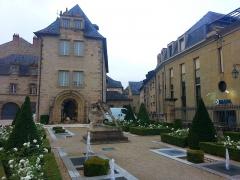 Ancien musée Ernest Rupin, actuellement Archives municipales -  Couleurs de Brive-la-Gaillarde