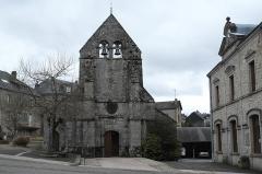 Eglise Saint-Pardoux - Deutsch: Katholische Kirche Saint-Pardoux in Bugeat im Département Corrèze (Nouvelle-Aquitaine/Frankreich)