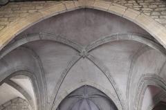 Eglise Saint-Pardoux - Deutsch: Katholische Kirche Saint-Pardoux in Bugeat im Département Corrèze (Nouvelle-Aquitaine/Frankreich), Gewölbeschlussstein