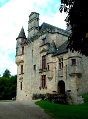 Château de Sedières -  Corrèze 2007.
