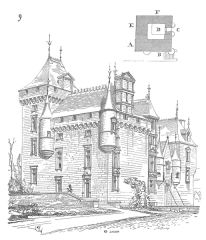 Château de Sedières -
