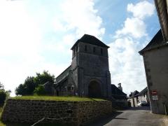 Eglise Notre-Dame - Français:   L\'église Notre-Dame, Hautefage, Corrèze, France.
