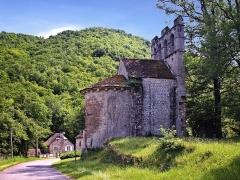 Chapelle de Glény -  Servières-le-Château, Corrèze (Limousin) - Chapelle de Glény