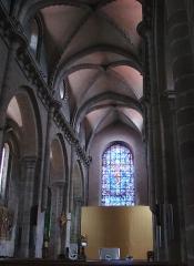 Cathédrale Saint-Martin, actuellement Notre-Dame et cloître, actuellement Musée municipal£ -  Cathédrale Notre-Dame de Tulle.XIIéme siècle.