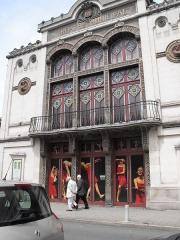 Théâtre municipal L'Eden - Français:   Le théâtre municipal