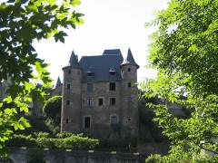 Château Pontier - English: uzerche