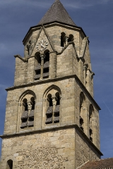 Eglise Saint-Pierre - This building is indexed in the Base Mérimée, a database of architectural heritage maintained by the French Ministry of Culture,under the reference PA00099947 .