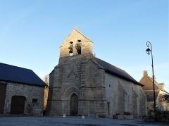Eglise Saint-Martin - L'église de Viam, Corrèze, France.