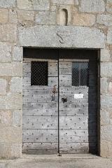 Eglise Saint-Pierre et Saint-Paul - Français:   Porte de l\'église