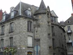Maison dite des Vallenet -  Aubusson, Creuse, France