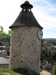 Tour de l'Horloge -  La Tour de l'Horloge, Abusson