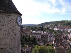 Tour de l'Horloge -  La Tour de l'Horloge, Aubusson