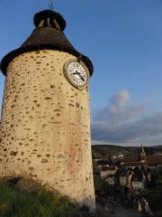 Tour de l'Horloge - English: Aubusson Tower of the Clock
