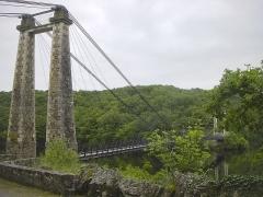 Viaduc sur la Tarde -  Pont Cher Ste Radegonde