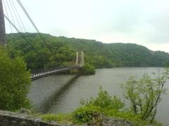 Viaduc sur la Tarde - English: Bridge