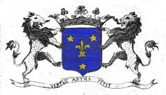 Château d'Arfeuille - Français:   de la famille d\'arfeuilles