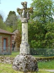 Croix de Villemoneix - Français:   Gentioux-Pigerolles - Croix de Villemoneix