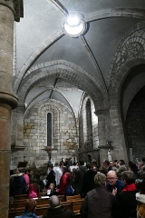Eglise Saint-Léger - Français:   L\'église Saint-Léger à Bessines-sur-Gartempe (Haute-Vienne, Limousin, France).