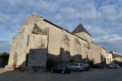 Eglise Saint-Léger - Français:   Eglise St-Léger - Bessines sur Gartempe