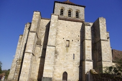 Eglise de l'Assomption de la Très-Sainte-Vierge£ - Deutsch: Le Chalard, Haute-Vienne, Frankreich - Kirche