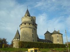 Château -  coussac chateau 2007