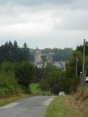 Château -  Coussac-Bonneval Soirat 068