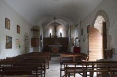 Eglise Saint-Pierre-ès-Liens - Deutsch: Kirche Saint-Pierre-ès-Liens in Eybouleuf im Département Haute-Vienne in der Region Centre (Frankreich)