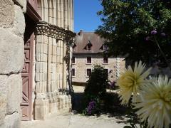 Eglise Saint-Etienne -  Eymoutiers