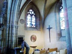 Eglise Saint-Michel-des-Lions -  Haute-Vienne Limoges Eglise Saint-Michel des Lions Chapelle 28052012