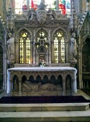 Eglise Saint-Michel-des-Lions -  Haute-Vienne Limoges Eglise Saint-Michel des Lions Chasse De Saint-Martial 28052012