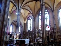Eglise Saint-Michel-des-Lions -  Haute-Vienne Limoges Eglise Saint-Michel des Lions Choeur 28052012
