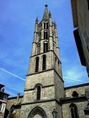 Eglise Saint-Michel-des-Lions -  Haute-Vienne Limoges Eglise Saint-Michel des Lions Clocher 28052012