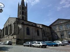 Eglise Saint-Michel-des-Lions -  Haute-Vienne Limoges Eglise Saint-Michel des Lions Cote Nord 28052012