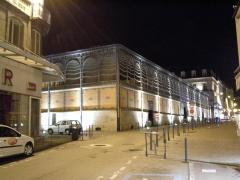 Halles centrales -  Les Halles centrales de Limoges