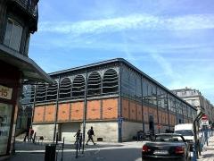 Halles centrales -  Haute-Vienne Limoges Place De La Motte Les Halles 28052012