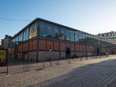 Halles centrales -  Les halles de Limoges / Limoges - Haute-Vienne - France