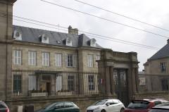 Ancien hôtel Naurissart, actuellement succursale de la Banque de France -  Limoges
