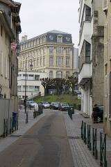 Lycée Gay-Lussac -  Limoges (87), Rue des Tanneries.