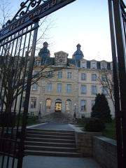 Lycée Gay-Lussac -  Lycée Gay-Lussac de Limoges (France)