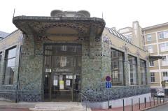 Ancien pavillon frigorifique, dit pavillon du Verdurier -  Limoges
