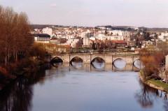 Pont Saint-Etienne - Deutsch: Limoges, Brücke Saint Etienne