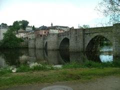Pont Saint-Etienne -  Pont St Etienne Limoges