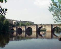 Pont Saint-Martial -  Limoges - Pont St Etienne sur la Vienne