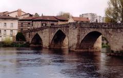 Pont Saint-Martial - Deutsch: Limoges, Brücke Saint Martial