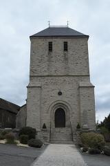 Eglise Saint-Martin - Deutsch: Katholische Kirche Saint-Martin in Linards im Département Haute-Vienne (Nouvelle-Aquitaine/Frankreich)