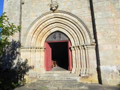 Eglise Saint-Jean-Baptiste -  Saint-Jean-Ligoure, Haute-Vienne, France