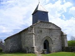 Eglise de Saint-Pierre-la-Montagne - Français:   Église Saint-Pierre