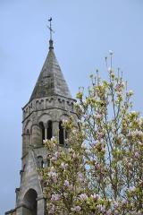 Église collégiale Saint-Léonard - Français:   Balade dans le cadre du Mois international de la contribution francophone, Saint-Léonard-de-Noblat (Haute-Vienne, France).