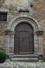 Ancien hôpital - Deutsch: Saint-Léonard-de-Noblat im Département Haute-Vienne der Region Limousin (Frankreich)