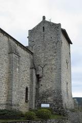 Eglise Saint-Sulpice - Deutsch:   Katholische Kirche Saint-Sulpice in Saint-Sulpice-Laurière im Département Haute-Vienne (Nouvelle-Aquitaine/Frankreich)